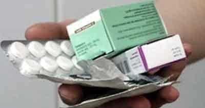 Украинцам могут отчасти воздавать средства за лекарства