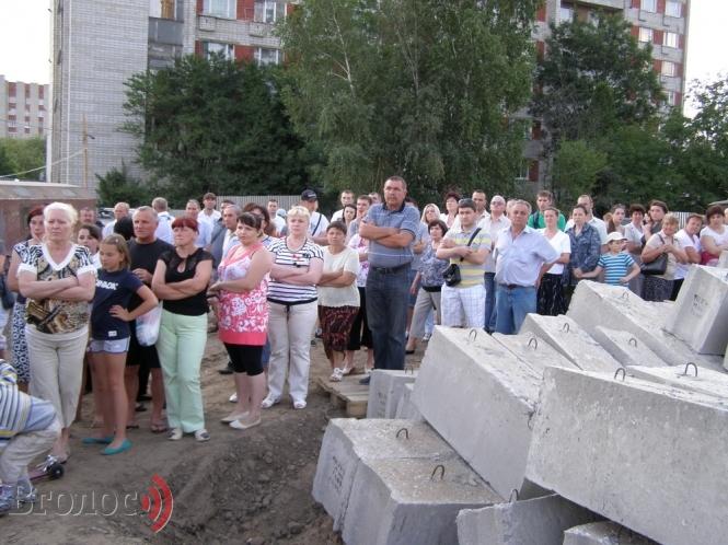 Львовский квартал строительство