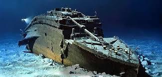 Почему утонул Титаник